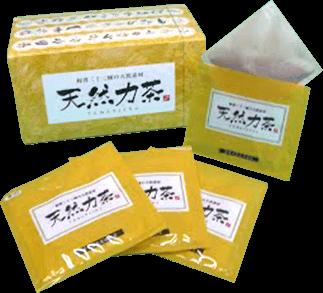 天然力茶の商品画像